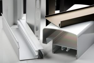Aluminium extrusion process